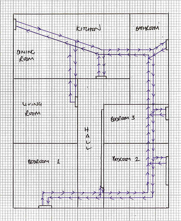 Central Heating - 15mm or 22mm - Now With Diagrams! | DIYnot Forums